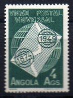 Sello  Nº  322 Angola - UPU (Universal Postal Union)