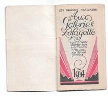 Galeries Lafayette 1934 - Klein Formaat: 1921-40