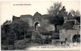 24 DOMME - Porte Des Tours - France