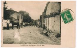 P280 - MARBEVILLE - Rue Du Mont - Frankrijk