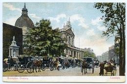 LONDON : SOUTH KENSINGTON - BROMPTON ORATORY - London Suburbs