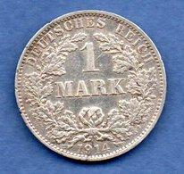 Allemagne  -  1 Mark 1914 A  -  état  TTB+ - 1 Mark