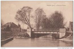 OP12-  39) RAHON (JURA) PONT SUR L'ORAIN -  (2 SCANS) - Other Municipalities
