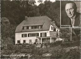 W3467 Rhondorf Am Rhein - Haus Adenauer / Non Viaggiata - Röhndorf