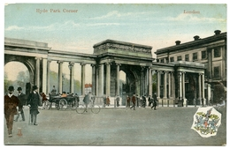 LONDON : HYDE PARK CORNER - London Suburbs