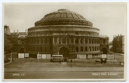 LONDON : KENSINGTON - ALBERT HALL - London Suburbs