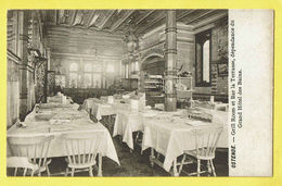 * Oostende - Ostende (Kust - Littoral) * (I.A.) Grill Room Et Bar La Terrasse, Grand Hotel Des Bains, Intérieur, TOP - Oostende