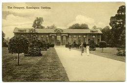 LONDON : KENSINGTON PALACE - THE ORANGERY - GARDENS - London Suburbs