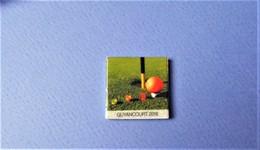 Fève 2018 Personnalisée Ryder Cup 2018 Golf Guyancourt (T 833) - Charms