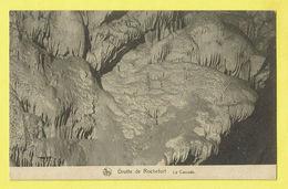 * Rochefort (Namur - La Wallonie) * (Nels) Grotte De Rochefort, La Cascade, Grot, Rare, Old, CPA, Unique - Rochefort
