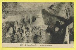 * Rochefort (Namur - La Wallonie) * (Nels) Grotte De Rochefort, Grot, Salle De L'alchimiste, Intérieur, Rare, Old, CPA - Rochefort