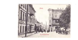 POSTCARD-BELARUS-MINSK-SEE-SCAN - Belarus