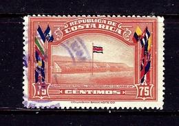 Costa Rica 207 Used 1941 Issue - Costa Rica