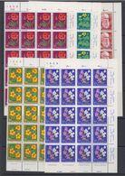 Switzerland 1959 Pro Juventute 5v 20x ** Mnh (43191) - Pro Juventute