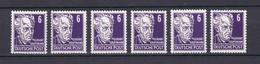 DDR - 1952/53 - Michel Nr. 328 - Postfrisch - 21,6 Euro - Ungebraucht