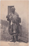 SOUVENIR DU MAROC. Types De Mendiants - Non Classificati