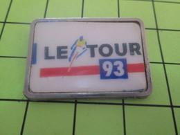 316a  Pins Pin's / Rare & TB état / THEME : SPORTS / CYCLISME VELO TOUR DE FRANCE 1993 - Cycling