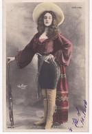 Photo Reutlinger Paris - RITA DEL ERIDO - Dos Simple 1904 - Artistes