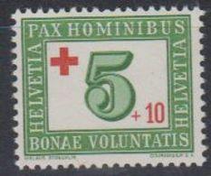 Switzerland 1945 Red Cross 1v ** Mnh (43194) - Zwitserland