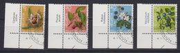 Switzerland 1973 Pro Juventute 4v (corners) Used (43194) - Pro Juventute