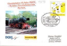 """BRD(Eigenausg.der DP AG Abteilung: """"Erlebnis:Briefmarken"""") EA EB3 WSt Post-Briefkasten 55(C),SSt 25.8.2007 MARKGRÖNINGEN - [7] République Fédérale"""