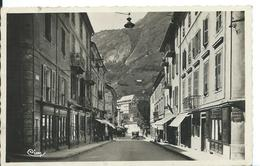 SAINT JEAN DE MAURIENNE  (   SAVOIE  )   GRAND RUE - Saint Jean De Maurienne