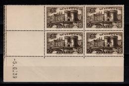 Coin Daté YV 445 N** Verdun Du 5.6.39 - 1930-1939