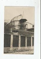CONSTANTINOPLE  CARTE PHOTO PETITE MOSQUEE A EYOUB 1935 - Türkei