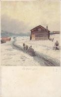 Fra Hallingdal - Litho            (A-86-160907) - Norwegen