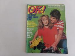 "Revue "" Ok Age Tendre "" N° 118, 1978, Alain Chamfort, Sheila, Dominique Webb... - People"