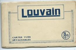 Louvain Leuven ( 9 Zichten - Voor Mij Is Het Vol ) - Leuven