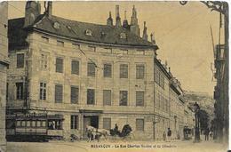 BESANCON Rue Charles Nodier Et La Citadelle ( Toilée) - Besancon