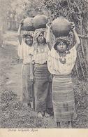 Guatemala - Indias Cargando Agua           (A-86-160907) - Guatemala