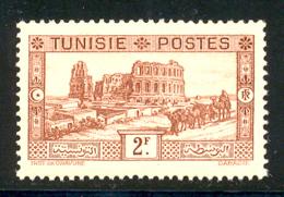 Tunisie 1931 Yvert 176 ** TB Bord De Feuille - Tunisie (1888-1955)