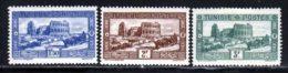 Tunisie 1931 Yvert 175 / 177 * TB Charniere(s) - Tunisie (1888-1955)