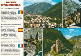 1 AK Andorra * Ansichten Von Andorra * - Andorra
