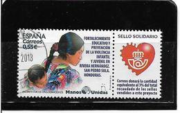 AÑO 2018 ESPAÑA Nº 5236 EDIFIL USADO S.C. - 1931-Today: 2nd Rep - ... Juan Carlos I