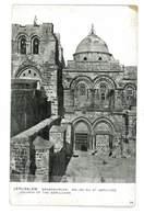 CPA ESRAEL JERUSALEM EGLISE - Israel