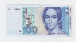 Billet De 100 Mark  Du 2-1-1996 Neuf - 100 Deutsche Mark
