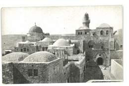 CPA ESRAEL JERUSALEM  TOMBEAU DE DAVID - Israel