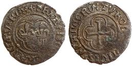 FRANCE MÉDIÉVALE - François Ier [1515-1547] - Denier Tournois - Rouen (Dup. 869). - 1515-1547 François Ier