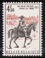 BELGIUM - 1973 STAMP DAY STAMP FINE MNH ** SG 2307 - Belgium