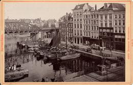 Rotterdam, R.& J.D. Erasmus Monument, Spoorviaduct, No.4834 - Anciennes (Av. 1900)