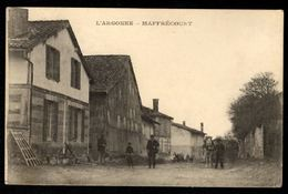 51 -  MAFFRECOURT (Marne) - L'Argonne - France