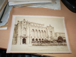 Old Cardboard Budapest - Anciennes (Av. 1900)