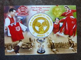 2005  Jersey Football Association And Muratti  ** MNH - Jersey