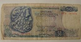 Billet; 1. Un Billet De 50 - Grèce