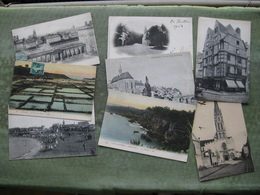 GRAND LOT DE 1350 CPA / CPSM MAJORITÉ FRANCE ( Voir Scans & Déscription ) - Postcards