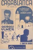 Casablanca - Georges Ulmer (p;Georges Ulmer & Léo Koger; M: Georges Ulmer), - Other