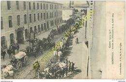 54. LUNEVILLE . Arrivée Des Allemands Le 23 Aout 1914 .  GUERRE 1914-1915 . - Luneville
